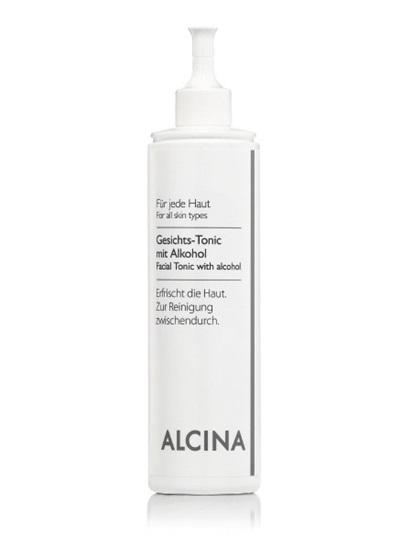 Obrázek Alcina - Pleťové tonikum s alkoholem 200 ml