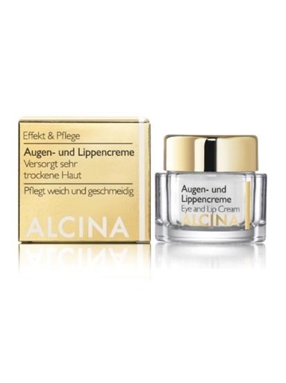 Obrázek Alcina - Krém na oči a rty 15 ml