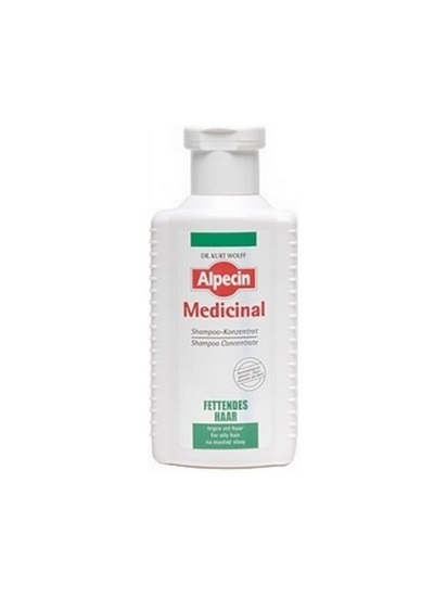 Obrázek Alpecin Medicinal - Koncentrovaný šampon na mastné vlasy 200 ml
