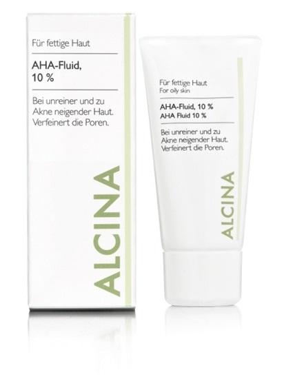 Obrázek Alcina - AHA Fluid, 10 %  50ml