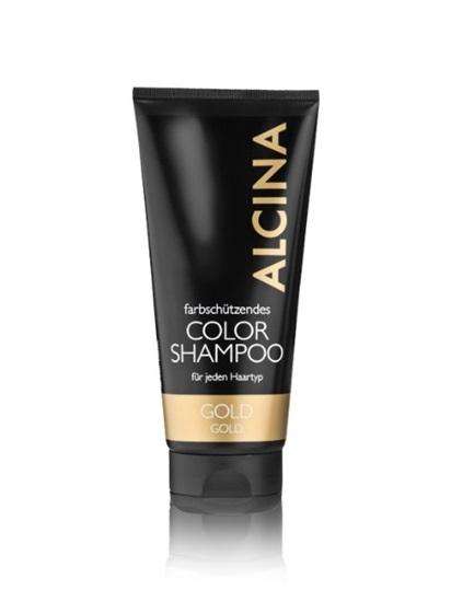 Obrázek Alcina - Barevný Color šampon - Zlatý 200 ml