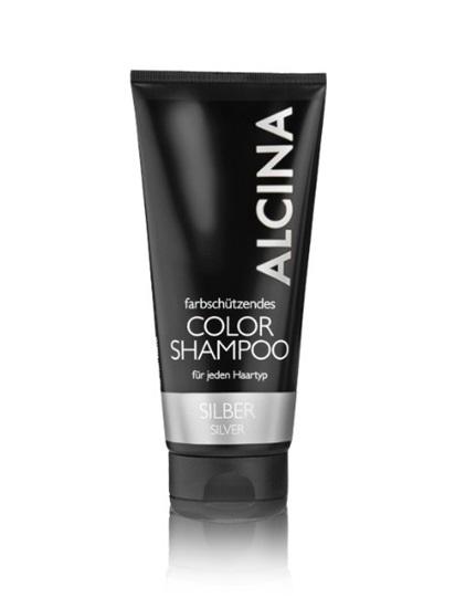 Obrázek Alcina - Barevný Color šampon - Stříbrný 200 ml