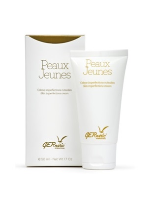 Obrázek Gernétic - Peaux Jeunes - Krém na ošetření mladistvé mastnější a smíšené pleti, 50 ml