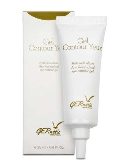 Obrázek Gernétic - Gel Contour Des Yeux - Oční vypínací a ochranný gel, 25 ml