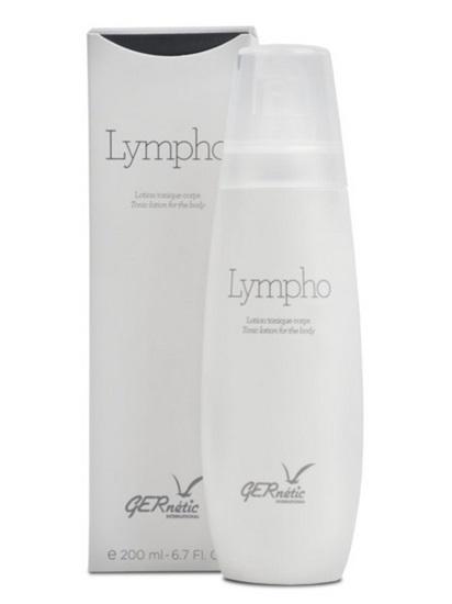 Obrázek Gernétic - Lympho - Zpevňující stimulační tělové tonikum proti celulitidě, 200 ml