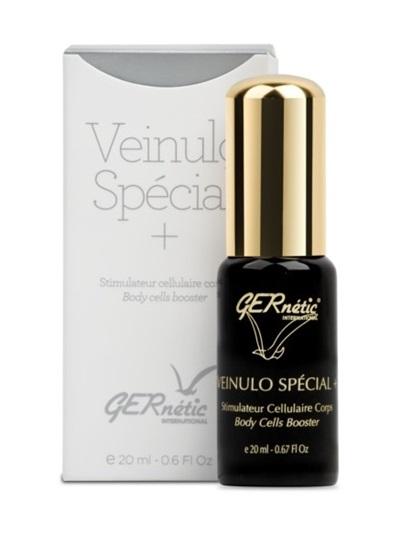 Obrázek Gernétic - Veinulo Special+ - Buněčný stimulátor k ošetření těla, 20 ml