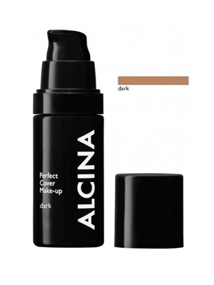 Obrázek Alcina - Krycí make-up - Perfect Cover Make-up - dark 30 ml