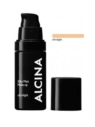 Obrázek Alcina - Matující make-up - Silky Matt Make-up - ultralight 30 ml
