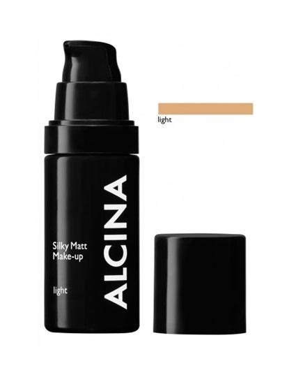 Obrázek Alcina - Matující make-up - Silky Matt Make-up - light 30 ml
