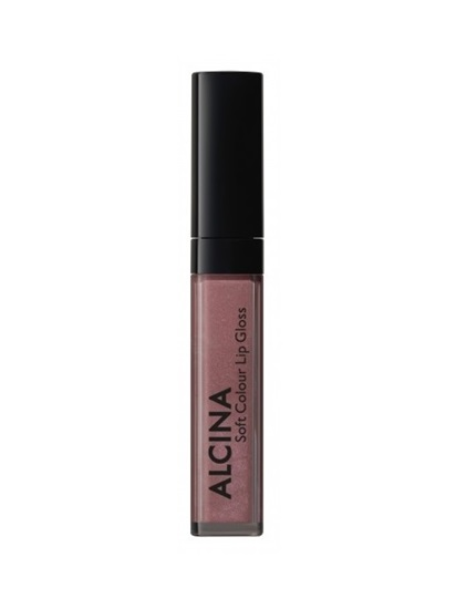 Obrázek Alcina - Lesk na rty - Soft Colour Lip Gloss - 030 Noisette 5 ml