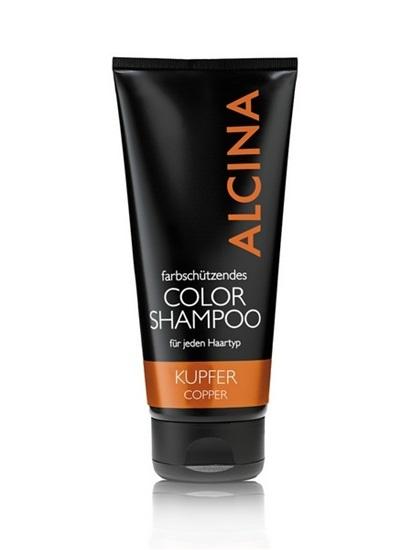Obrázek Alcina - Barevný Color šampon - Měděný 200 ml