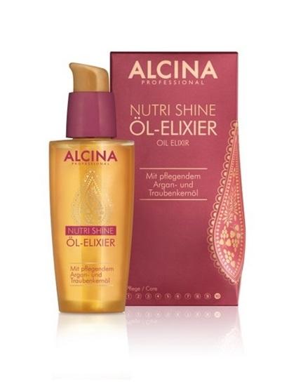 Obrázek Alcina - Olejový elixír - Nutri Shine Oil Elixir 50 ml