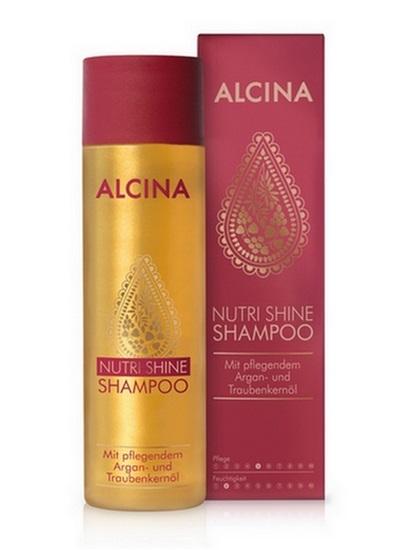 Obrázek Alcina - Šampon - Nutri Shine 250 ml