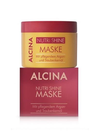 Obrázek Alcina - Maska na vlasy - Nutri Shine 200 ml