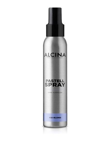 Obrázek Alcina - Tónující sprej s okamžitým účinkem - Pastell Spray Ice-Blond 100 ml