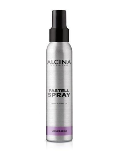 Obrázek Alcina - Tónující sprej s okamžitým účinkem - Pastell Spray Violet-Irise 100 ml