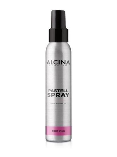 Obrázek Alcina - Tónující sprej s okamžitým účinkem - Pastell Spray Deep-Pink 100 ml