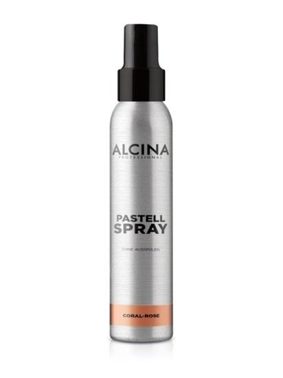 Obrázek Alcina - Tónující sprej s okamžitým účinkem - Pastell Spray Coral-Rose 100 ml