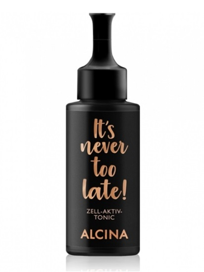 Obrázek Alcina - It's never too late - Aktivní tonikum 50 ml