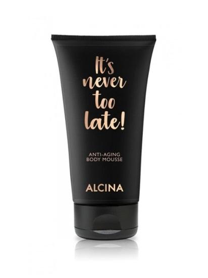 Obrázek Alcina - It's never too late - Anti-age tělová pěna 150 ml