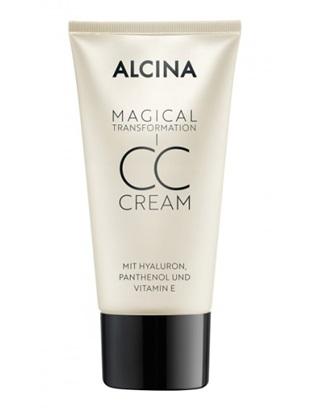 Obrázek Alcina - Tónovací denní CC krém k sjednocení a vyhlazení pleti - Magical Transformation CC Cream 50 ml