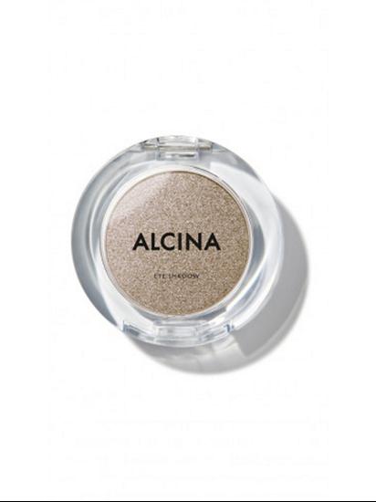 Obrázek Alcina - Oční stíny - Eyeshadow sparkling bronze