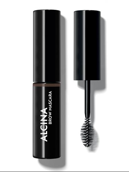 Obrázek Alcina - Řasenka na obočí - Brow Mascara dark