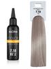 Obrázek Alcina - Tónovací emulze - Color Gloss + Care Emulsion 7.18 Střední blond - popelavá - stříbrná 100 ml