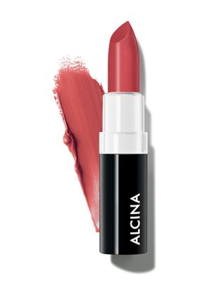 Obrázek Alcina - Saténová krémová rtěnka - Soft Touch Lipstick - Warm coral 1 ks