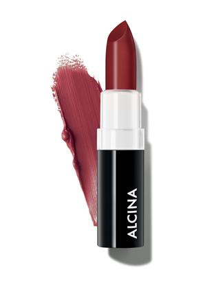 Obrázek Alcina - Saténová krémová rtěnka - Soft Touch Lipstick - Tuscan red 1 ks